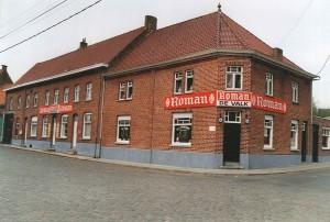 café De Valk Rozebeke